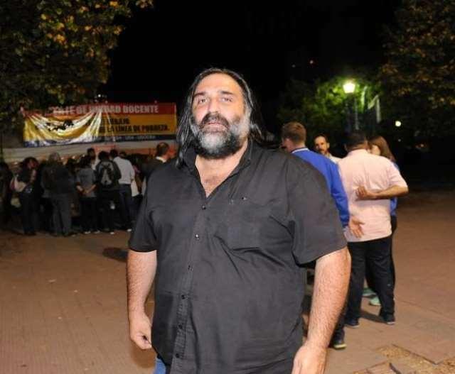 Baradel fue reelecto en el SUTEBA