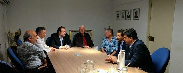Primera mediación CABB entre la Federación de Entre Ríos y la Asociación Paranaense de Basquetbol