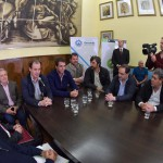 Bordet resaltó el plan de obras que concreta la provincia en conjunto con los municipios