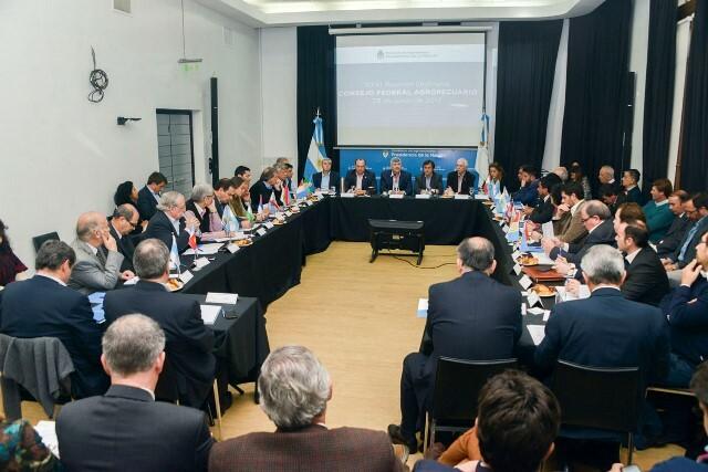 Entre Ríos participó de un encuentro del Consejo Federal Agropecuario
