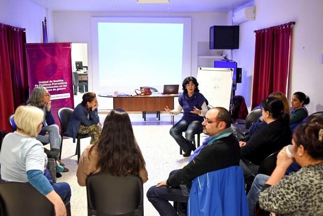 Capacitan a equipos de Salud para intervenciones en violencia de género