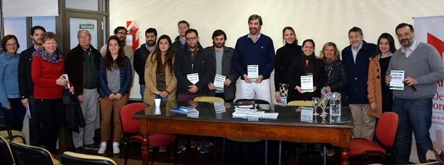 El Consejo de Políticas Sociales se reunió con el senador Giano