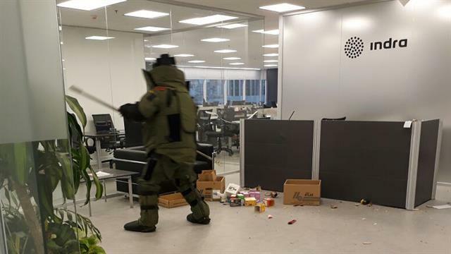 """Explotó un """"sobre bomba"""" en la empresa que hará el escrutinio de las PASO"""