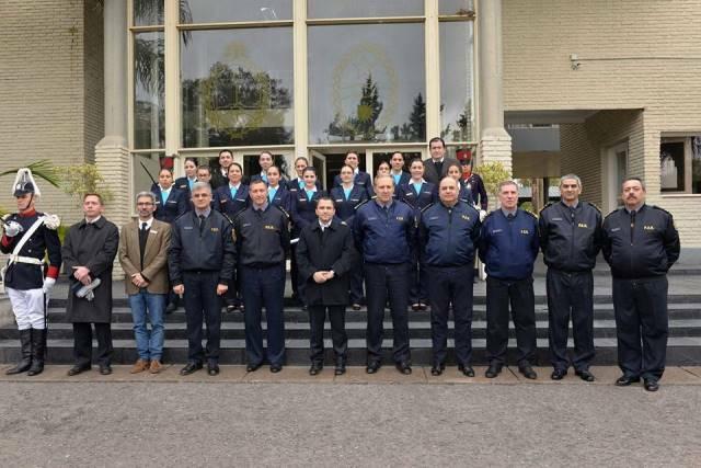 Graduados en Criminalística y Accidentología Vial se incorporan a los gabinetes profesionales de la Policía de Entre Ríos