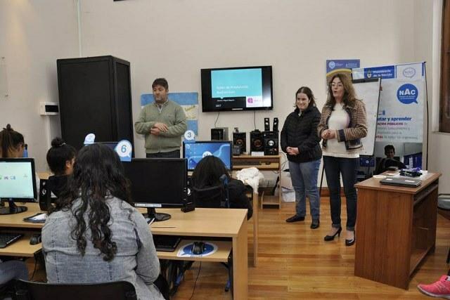 Nuevo taller de producción audiovisual para adolescentes de Residencias Socio Educativas