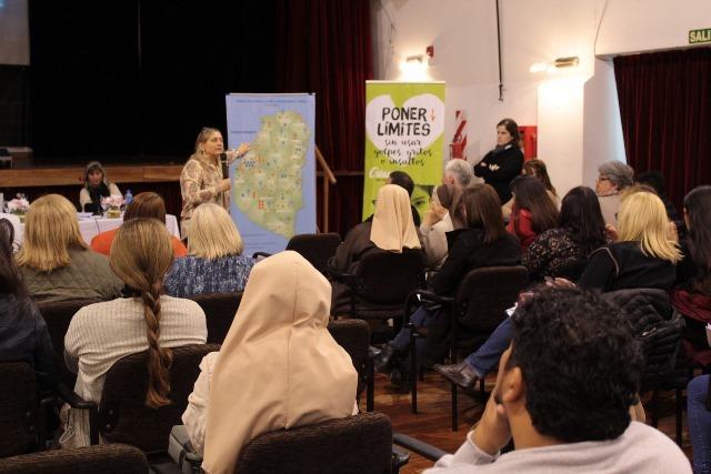 Encuentro provincial de ONGs que trabajan con el Copnaf