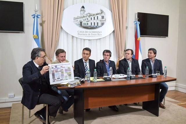 Buenos Aires y los fondos de coparticipación: Entre Ríos defenderá el Federalismo