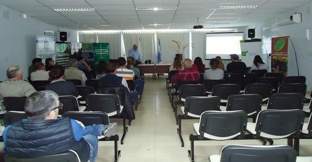 Se desarrolló el 2° Seminario de gestión ambiental y uso agronómico de residuos pecuarios