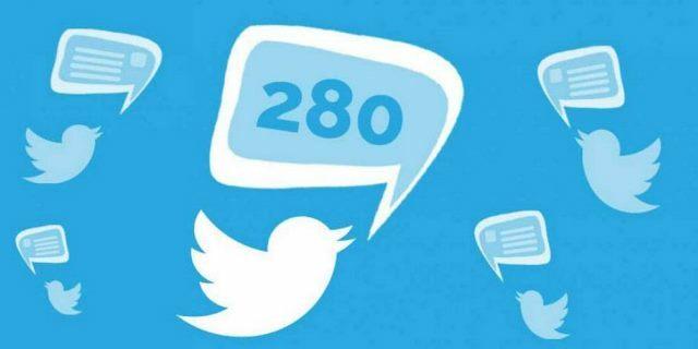 Twitter engorda: prueban duplicar límite de caracteres