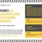Seminario UADER: la reconstrucción de accidentes de tránsito