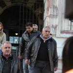 """¿UOCRA en pie de guerra? El """"Pata"""" Medina detenido en Ezeiza"""