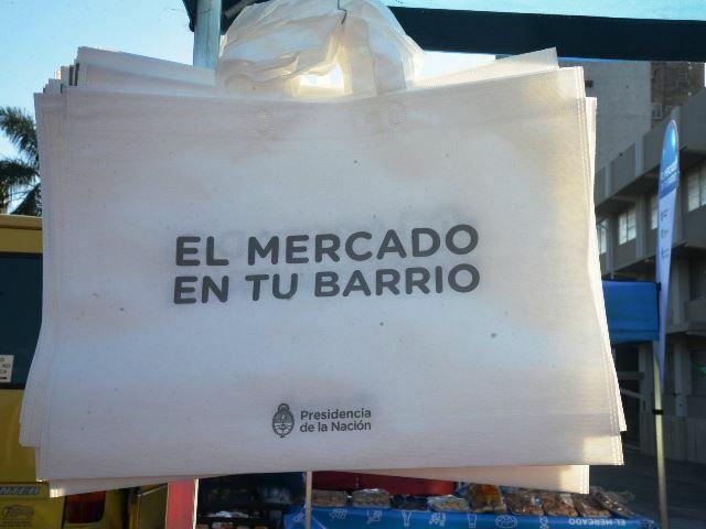 Este miércoles, El Mercado en tu Barrio, en Peatonal