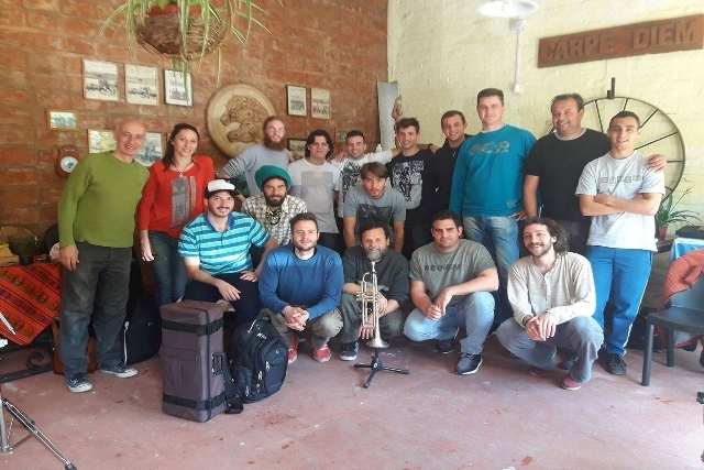Una nueva banda de jazz con músicos entrerrianos se presenta en Paraná