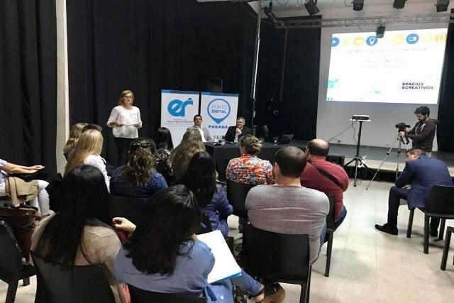 Capacitación e intercambio de experiencia en Puntos Digitales y Pueblos Conectados de Entre Ríos