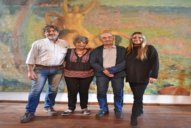 Se conocieron las obras seleccionadas para el 54° Salón Anual de Artistas Plásticos de Entre Ríos