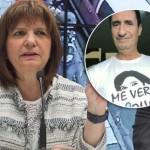 Bullrich confirmó que detuvieron al militante que escrachó a Macri