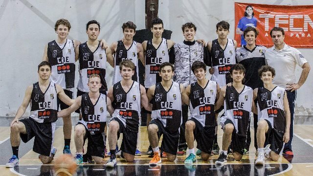 Argentino U17: el CAE, entre los 6 mejores del país, va por más