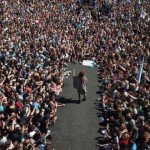 """Cristina Kirchner reclamó """"la unidad del voto opositor"""""""