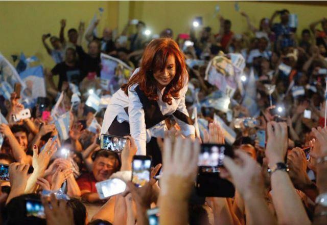 """Cristina Kirchner: """"Macri ha empeorado todas las cosas que tenía que mejorar"""""""