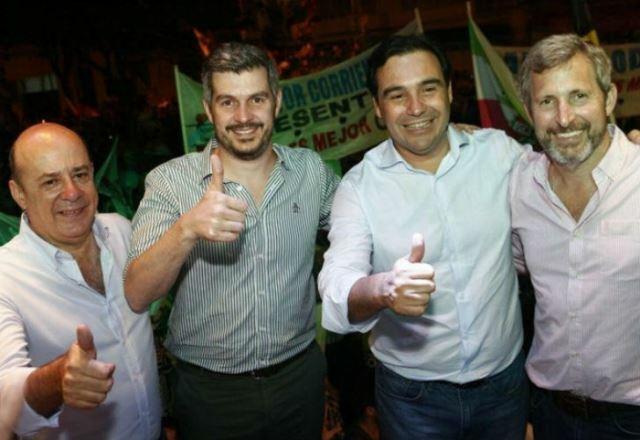 El radical Gustavo Valdés es el nuevo gobernador de Corrientes