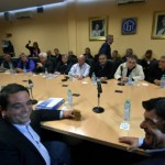 Hay un principio de acuerdo entre el Gobierno y la CGT por la reforma laboral