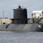 Submarino desaparecido: el área barrida es de un 80 %