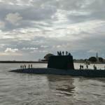 La Armada recibió hoy siete intentos de comunicación que habrían sido emitidos desde el submarino ARA San Juan
