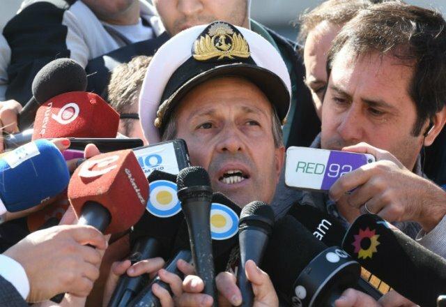 La peor noticia sobre el ARA San Juan: La Armada finaliza el rescate de la tripulación y ya no habrá salvamento de personas