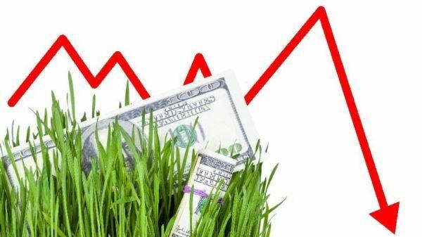 Dólar volvió a bajar y cerró noviembre con un derrumbe de 30 centavos