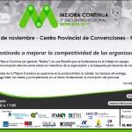 UADER auspicia el Tercer Encuentro Regional de Mejora Continua