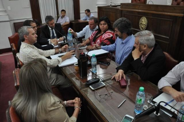 Ley de Menudeo: Extensa y productiva reunión de trabajo en el Senado