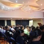 Agentes de 18 puestos camineros de la Provincia se capacitaron en materia de Seguridad Vial
