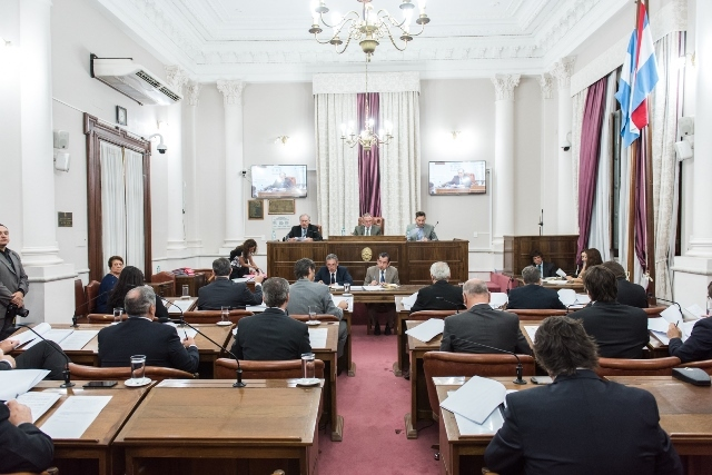 Sanción definitiva a la derogación del descuento a policías retirados