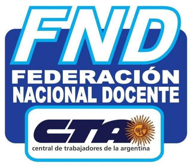 La Federación Docente llama a jornada nacional de paro y movilización