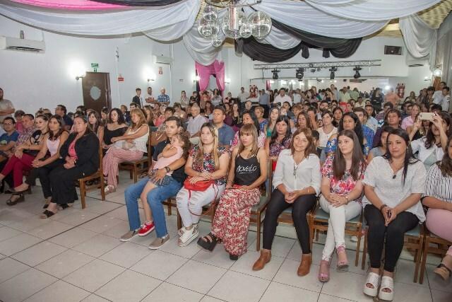 Egresaron casi 90 agentes sanitarios de distintos puntos de la provincia