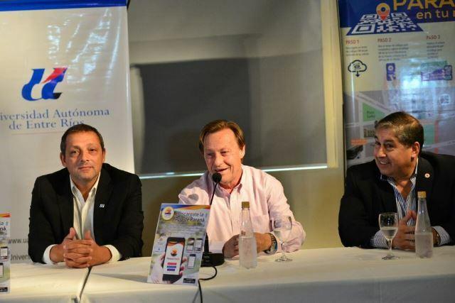 Presentaron una aplicación móvil orientada al turismo, cultura y deporte de la ciudad