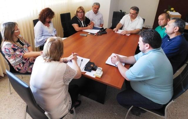 La conducción de ATE se reunió con la presidenta del CGE y reclamó pases a planta