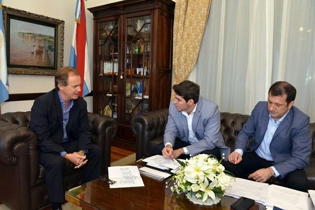 El Gobierno promueve la reducción de la tasa industrial en Entre Ríos