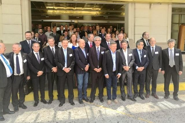 Entre Ríos está presente en la 57º Asamblea Anual del Consejo Vial Federal