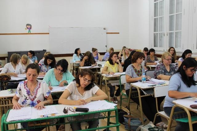 Más de 3500 docentes rindieron para el concurso de secretarios educativos