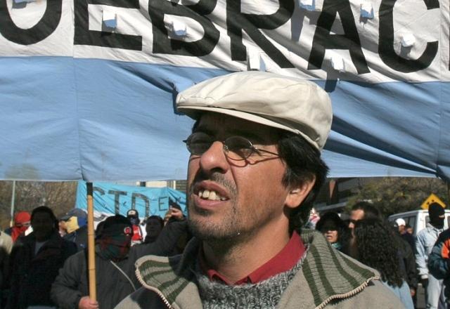 Detuvieron a Fernando Esteche por el Pacto con Irán
