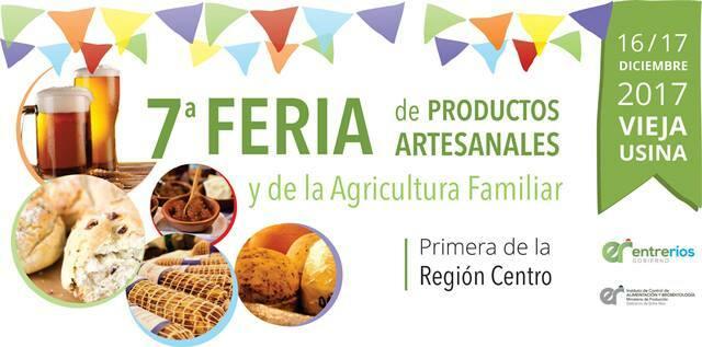 Feria de Alimentos Artesanales y Agricultura Familiar: cuenta regresiva para la 7ª edición