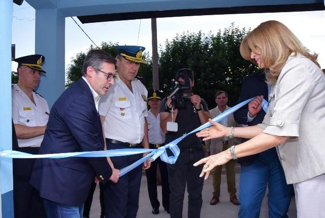 Una nueva Comisaría se inauguró en General Campos