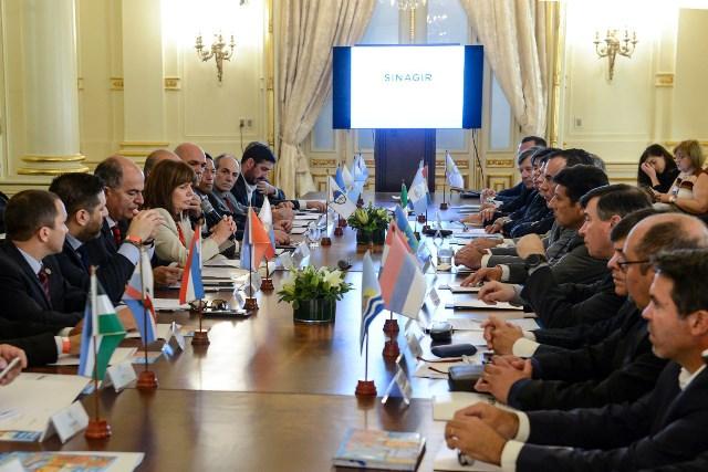 La Provincia participó de una reunión extraordinaria del Consejo Federal de Gestión de Riesgos