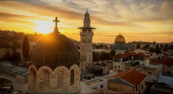 """Francisco pidió que se respete la identidad de Jerusalén como """"Ciudad Santa"""""""