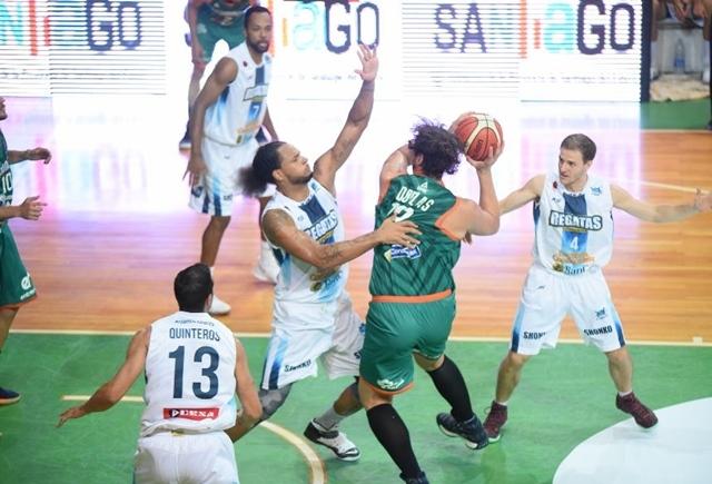 LNB: Paolo la descosió pero ganó Estudiantes