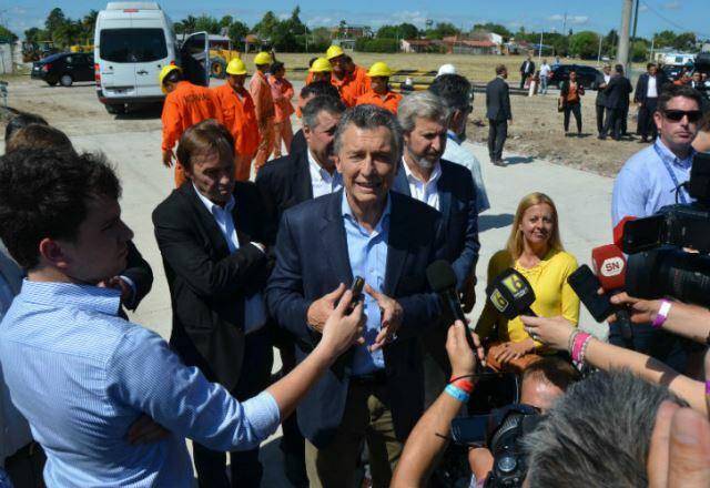 """Macri, sobre el ARA San Juan: """"Seamos respetuosos del dolor"""""""