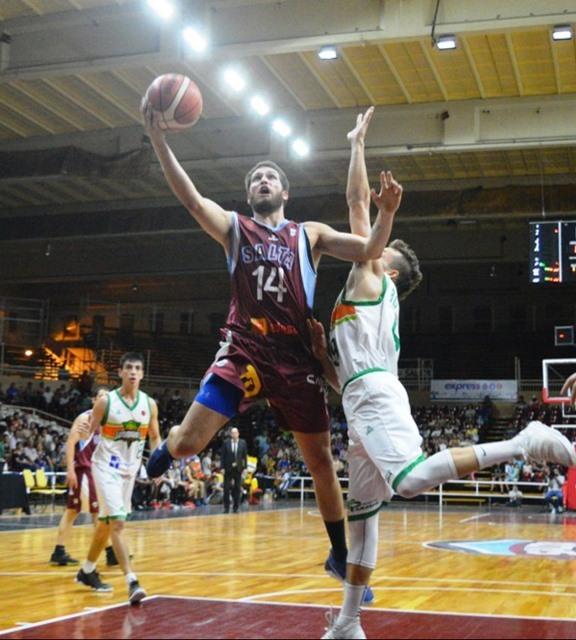 Anfitrión de Bahía: Debut para el Salta Basket de Lucas Goldenberg en LNB
