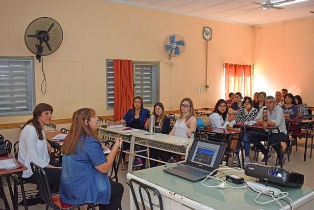 Equipos de centros de salud provinciales analizaron la situación sociosanitaria de cada efector