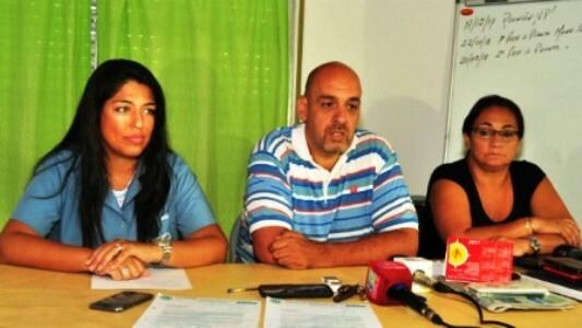 ATE denuncia el déficit de funcionamiento en el hospital de Colón